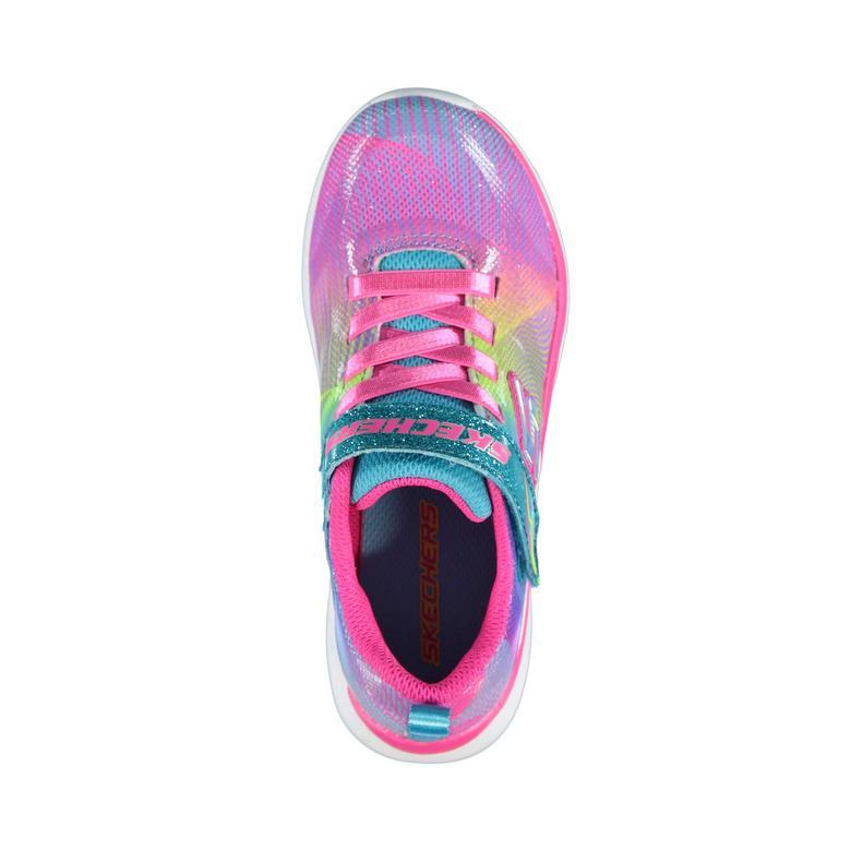 Skechers Smlt Lumi Çocuk Renkli Spor Ayakkabı