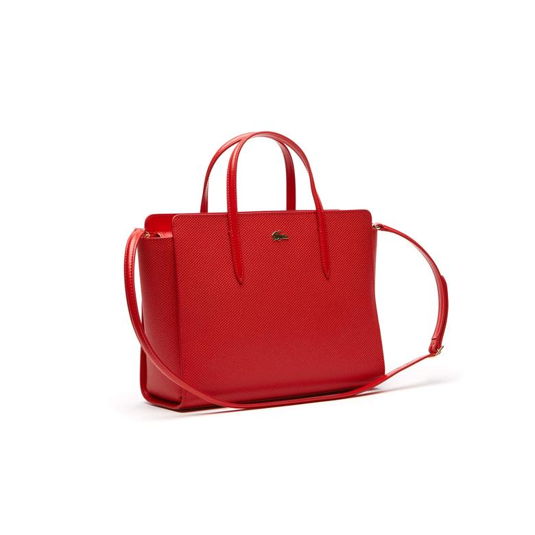 Lacoste Chantaco Kadın Kırmızı Çanta