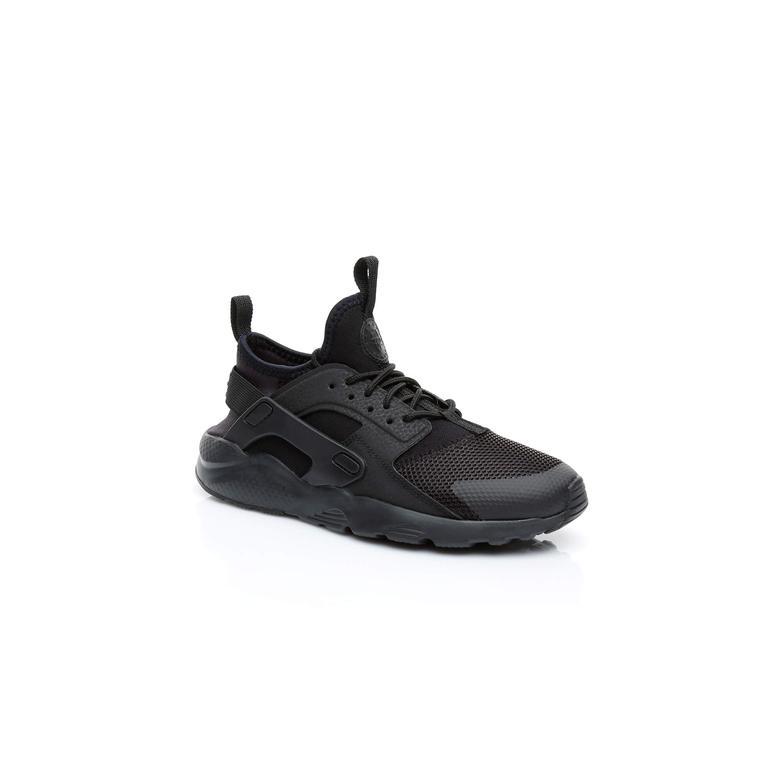 6ff832e559a3 Nike Huarache Run Ultra Çocuk Siyah Spor Ayakkabı 859593