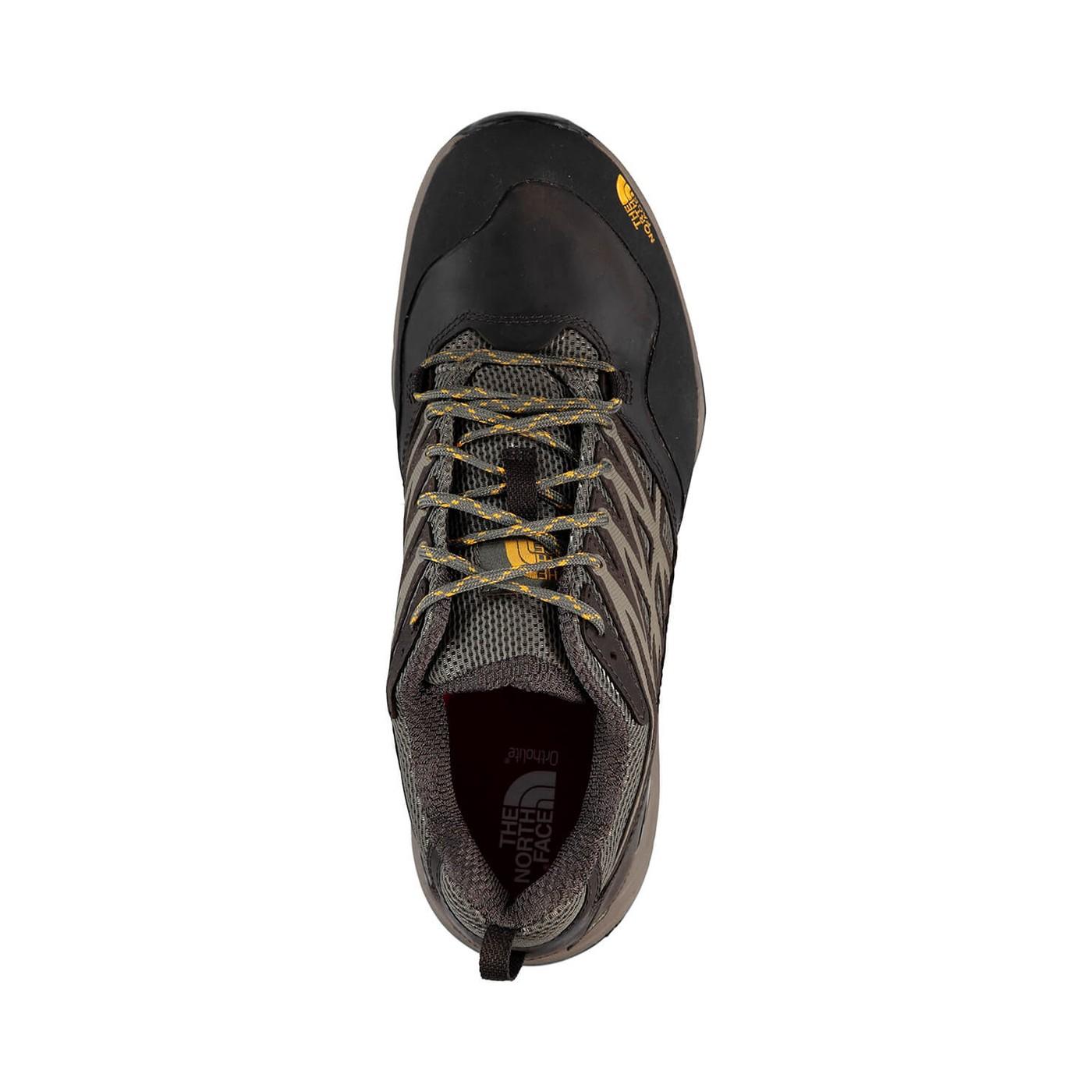 e4739a825 The North Face Hedgehog Hike Gore-Tex Erkek Kahverengi Spor Ayakkabı