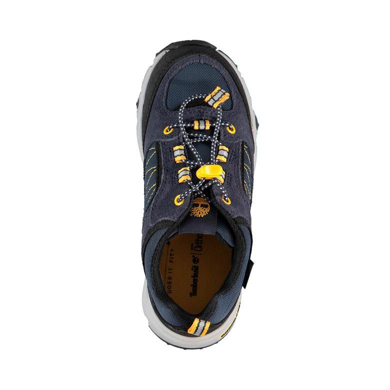 Timberland Ossipee Ox Gore-Tex Çocuk Lacivert Spor Ayakkabı