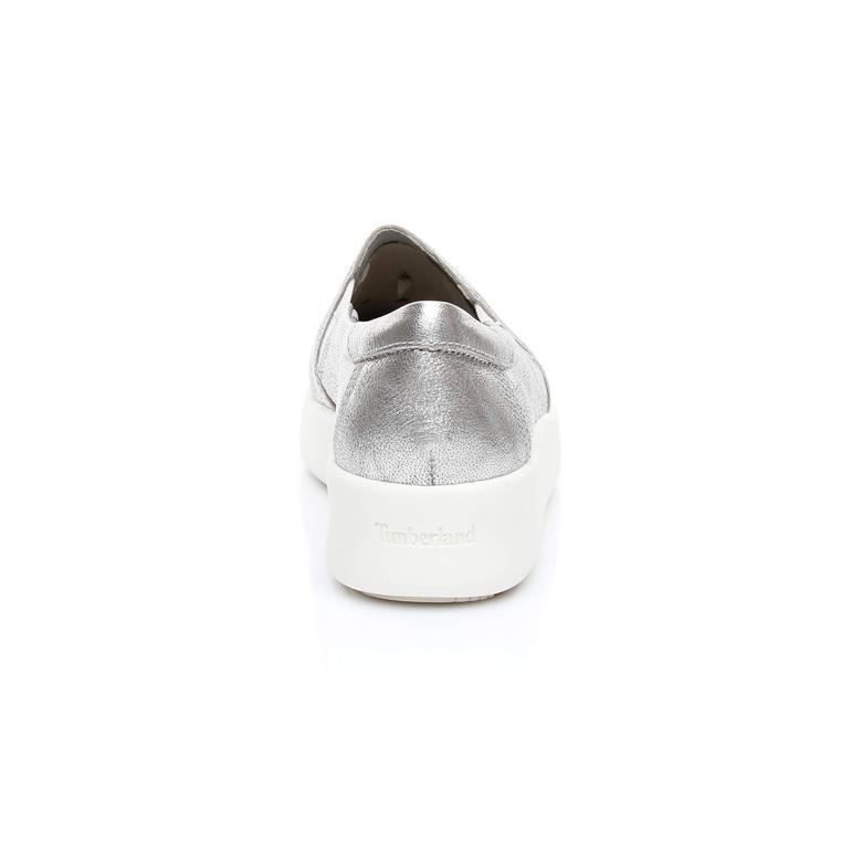 Timberland Berlin Park Kadın Gümüş Sneakers