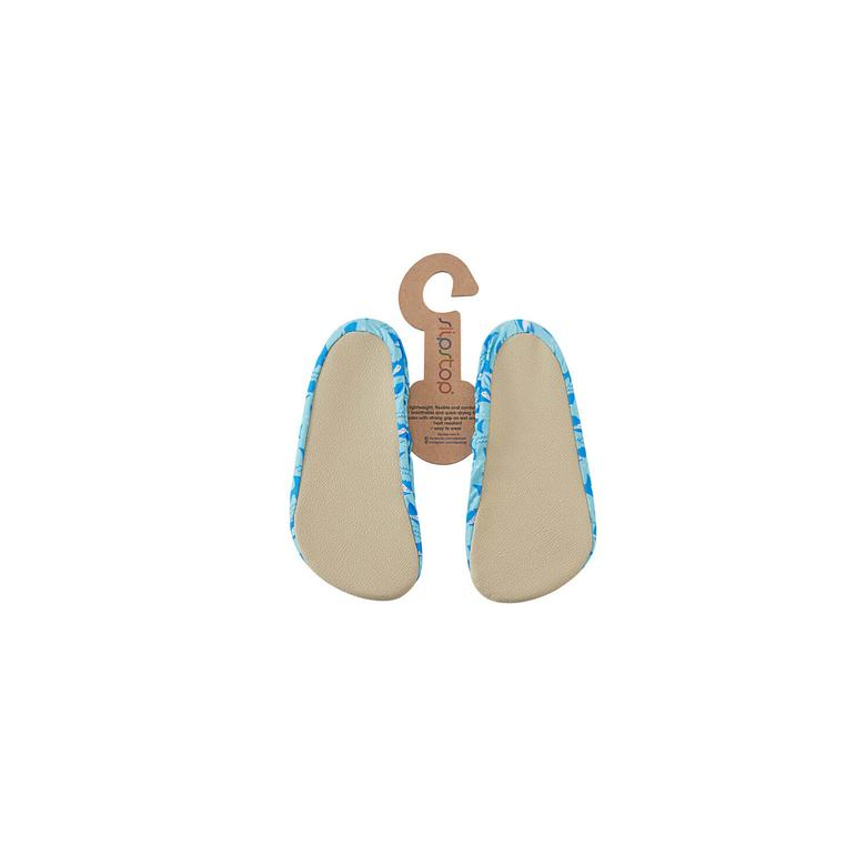 Slipstop Toothy Mavi Çocuk Havuz Ayakkabısı