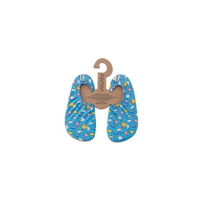 Slipstop Goldfish Çocuk Mavi Havuz Ayakkabısı