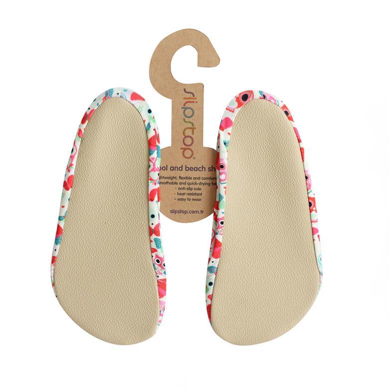 Slipstop Dizzy Renkli Çocuk Havuz Ayakkabısı