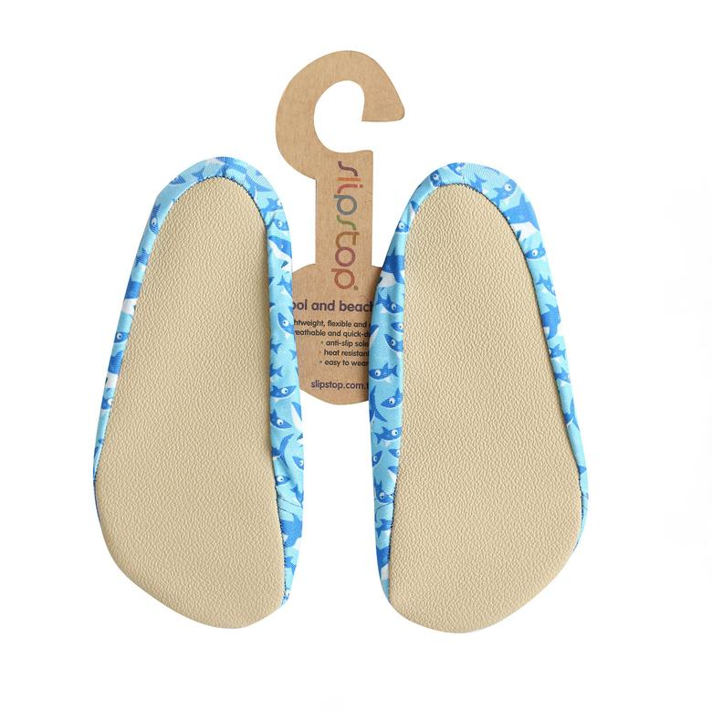 Slipstop Hungry Mavi Çocuk Havuz Ayakkabısı