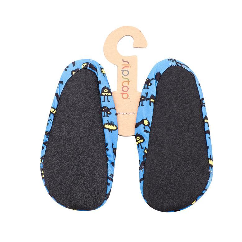 Slipstop Bugs Mavi Çocuk Havuz Ayakkabısı