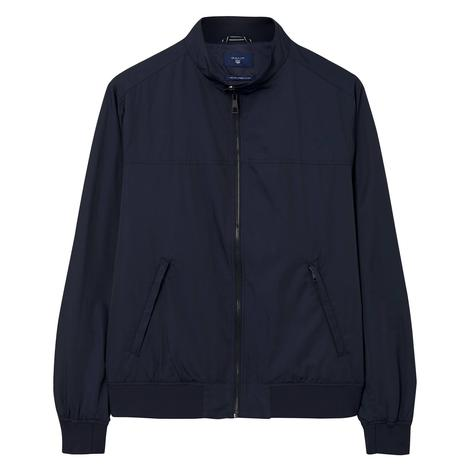 Gant The Lightweight Lumber Jacket Erkek Lacivert Mont
