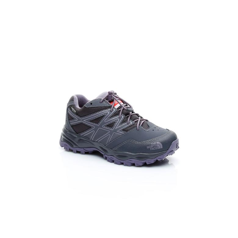 The North Face JR Hedgehog Hiker WP Unisex Çocuk Mor Ayakkabı