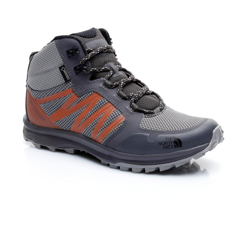 The North Face M Lw Fp Mid Gore-Tex Erkek Gri Outdoor Bot