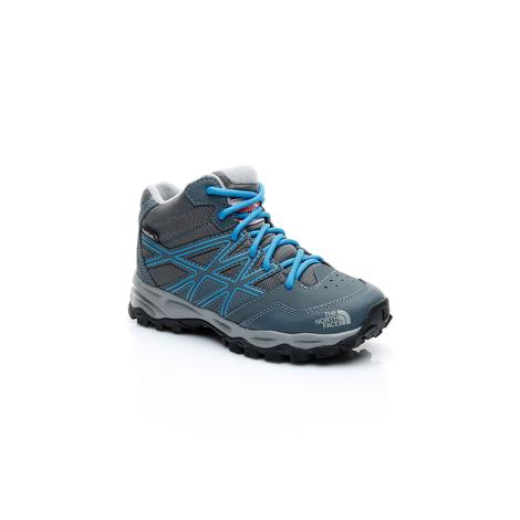 The North Face JR HH Hiker Mid WP Çocuk Gri Bot