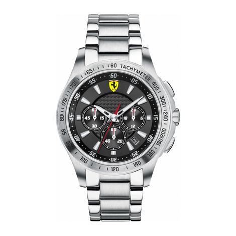 Ferrari Erkek Gri Saat