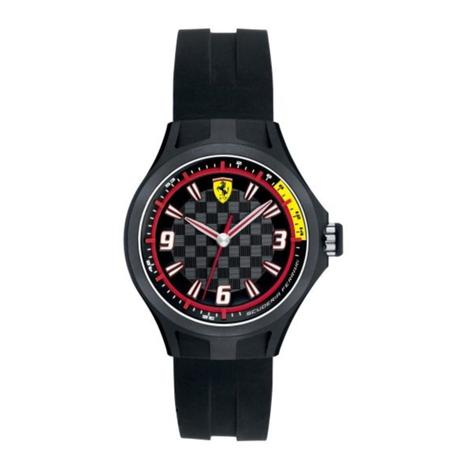 Ferrari Kadın Siyah Saat