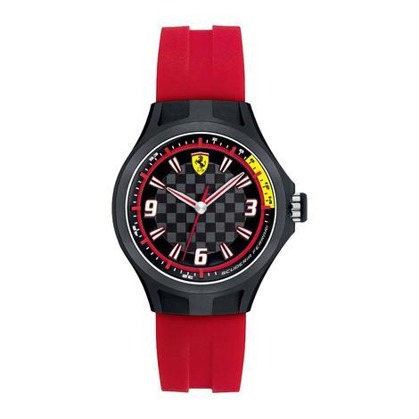 Ferrari Kadın Kırmızı Saat