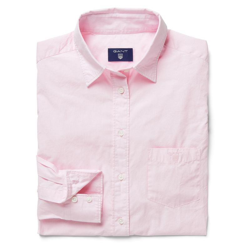 Gant Kadın Pembe Gömlek