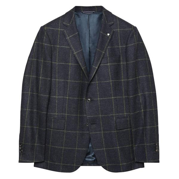 GANT Men's The Window Check Blazer