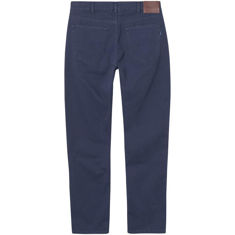 Gant Erkek Lacivert Pantolon