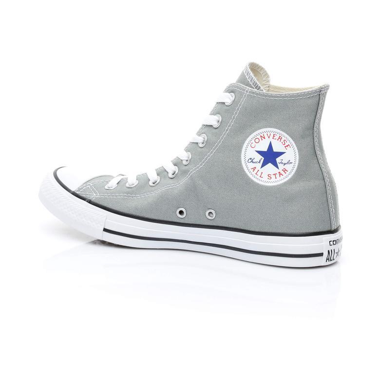 Converse Chuck Taylor All Star Erkek Gri Sneaker