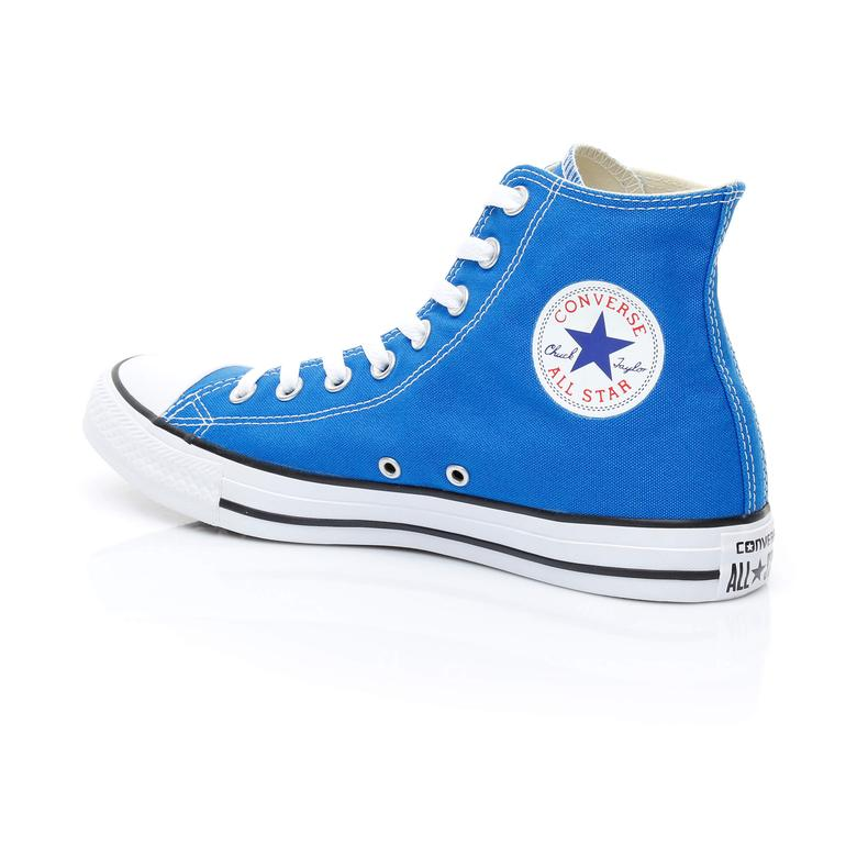 Converse Chuck Taylor All Star Erkek Mavi Sneaker/Bot