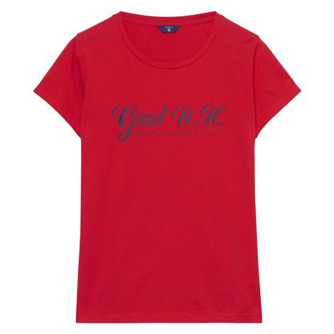 Gant Kadın Kırmızı Tshirt