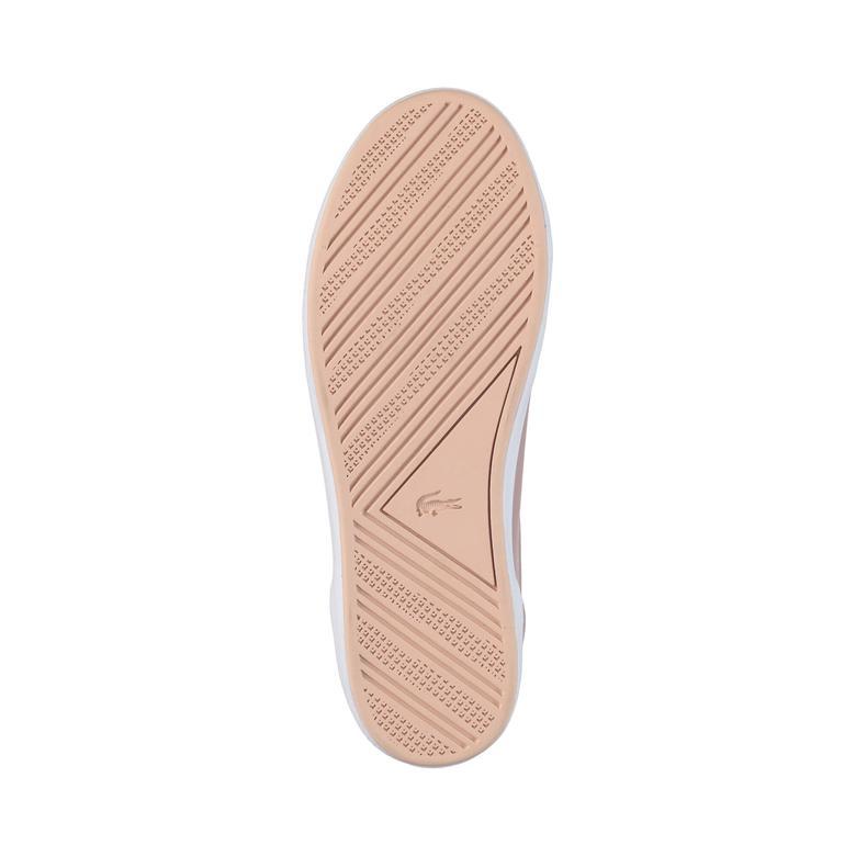 Lacoste Lancelle Eye Kadın Pembe Spor Ayakkabı