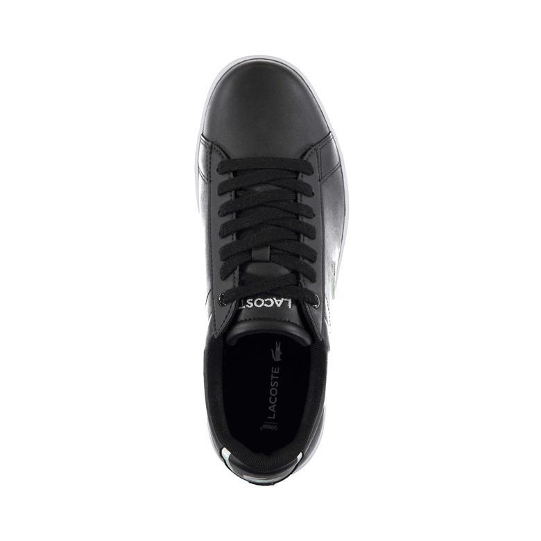 Lacoste Carnaby Evo BL 1 Kadın Siyah Sneaker
