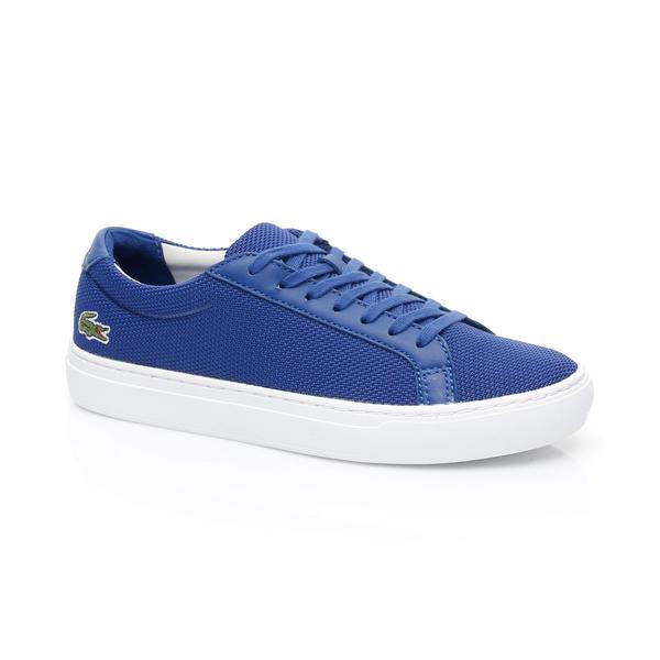 Lacoste  L.12.12 117 1 Erkek Mavi Sneaker