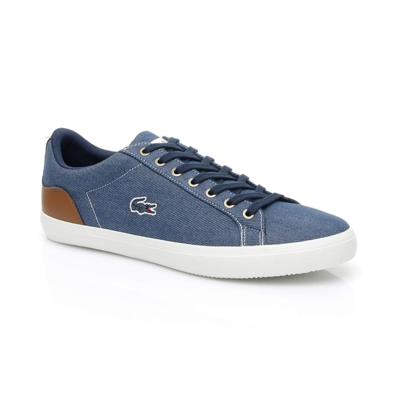 Lacoste Lerond 317 2 Erkek Lacivert Sneaker