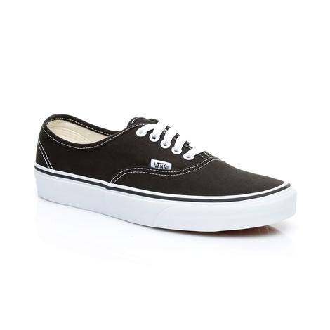 Vans Authentic Unisex Siyah Sneaker