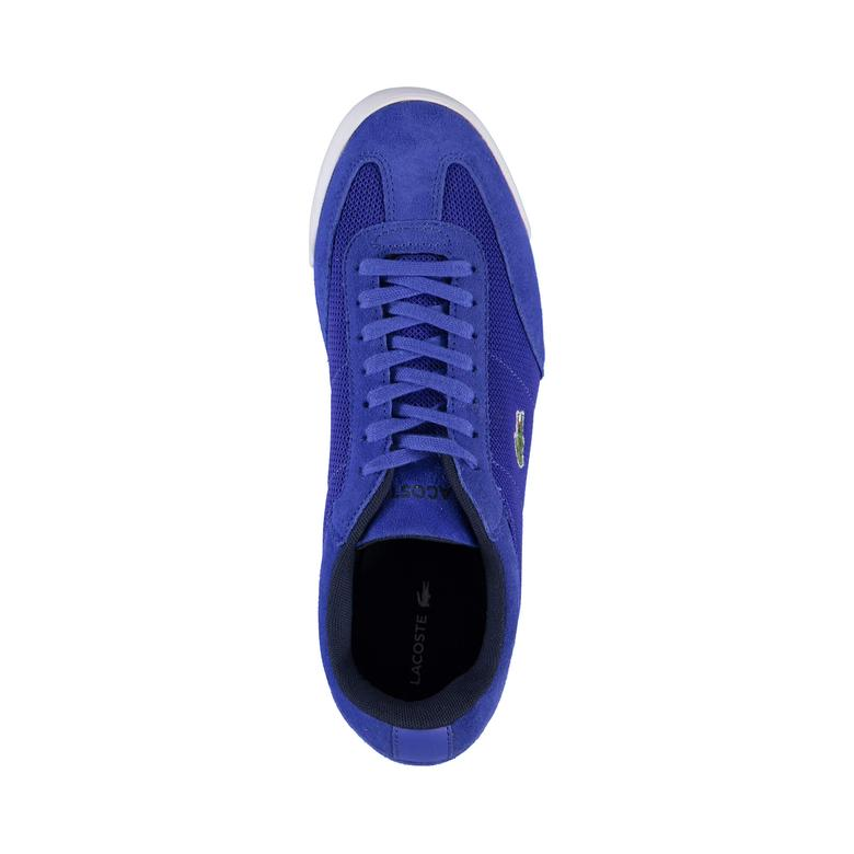 Lacoste Romeau 116 1 Erkek Mavi Sneaker