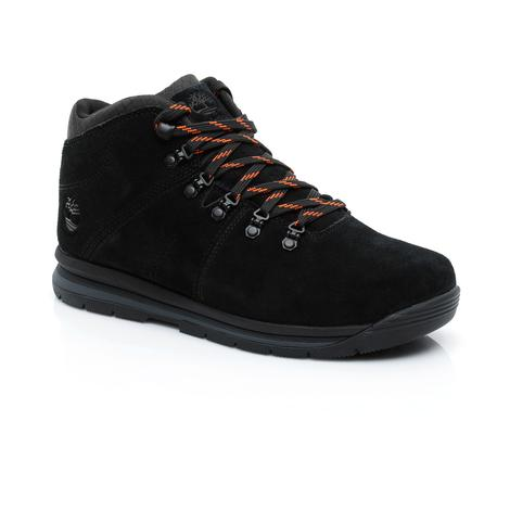 Timberland Gt Rally Mid Leather Wp Siyah Erkek Deri Outdoor Bot