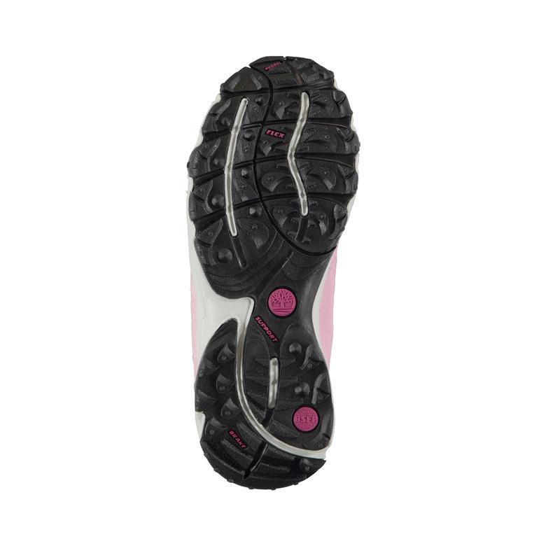 Timberland Ossipee Mid Bungee Gtx Çocuk Pembe Outdoor Ayakkabı