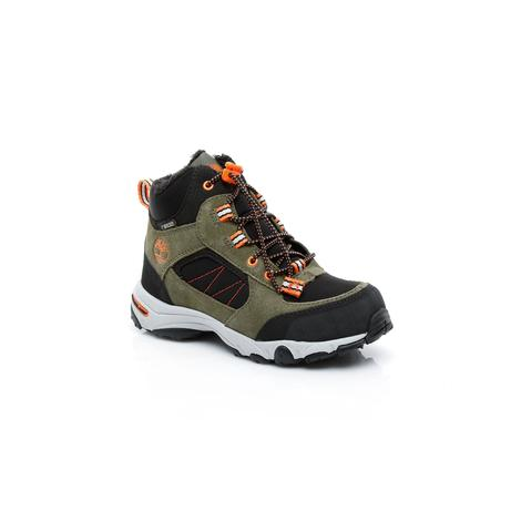 Timberland Ossipee Mid Bungee Gtx Çocuk Yeşil Outdoor Ayakkabı