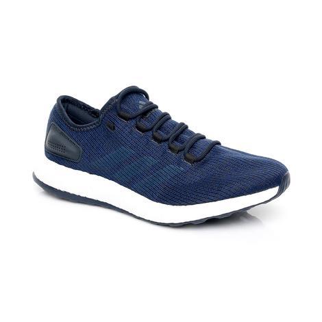 Adidas Pureboost Erkek Lacivert Spor Ayakkabı