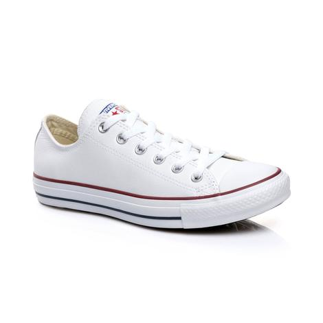 Converse Chuck Taylor All Star Leather Erkek Beyaz Sneaker