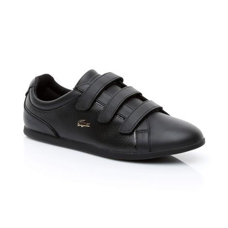 Lacoste Rey Strap Kadın Siyah Spor Ayakkabı