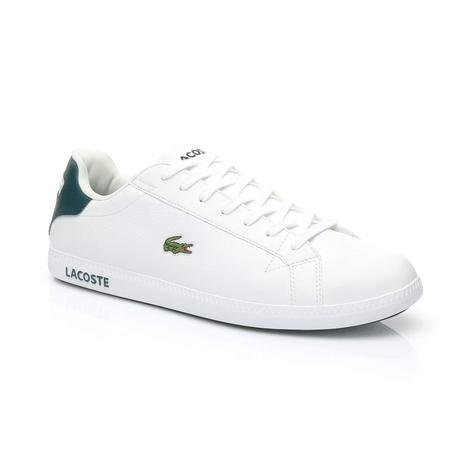 Lacoste Erkek Graduate Lcr3 118 1 Beyaz Sneaker