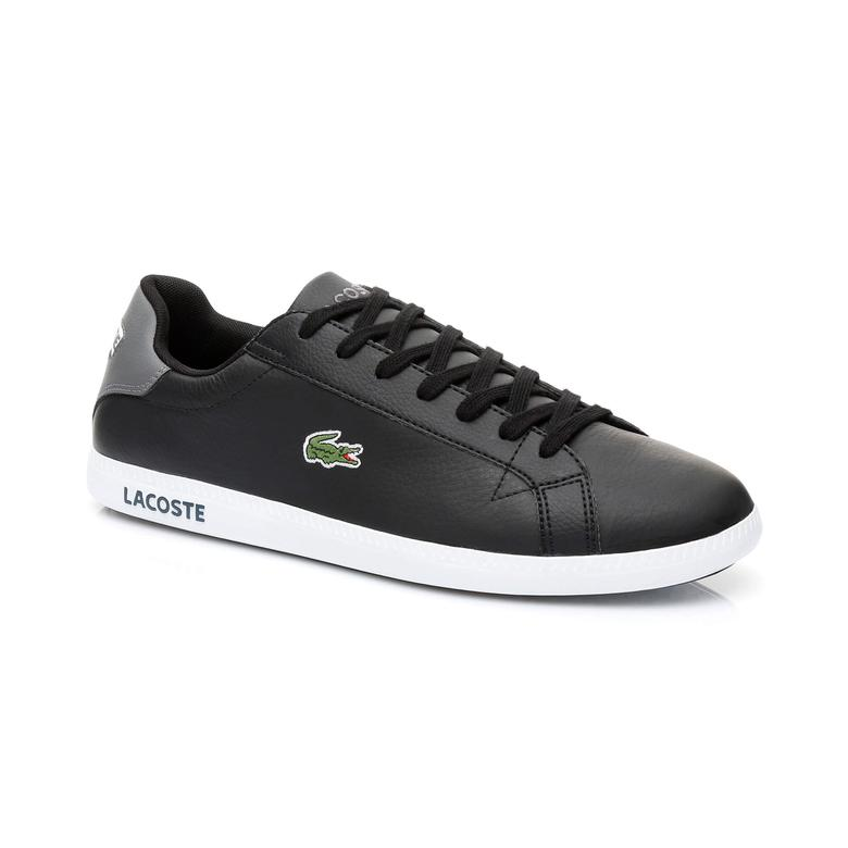 Lacoste Graduate Siyah Erkek Sneaker