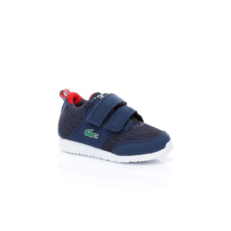 Lacoste Light Çocuk Lacivert Spor Ayakkabı