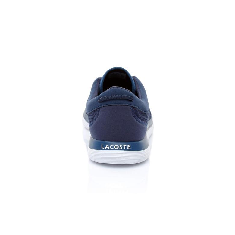 Lacoste Erkek Lacivert Sneaker