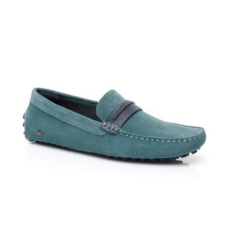 Lacoste Herron Erkek Yeşil Ayakkabı