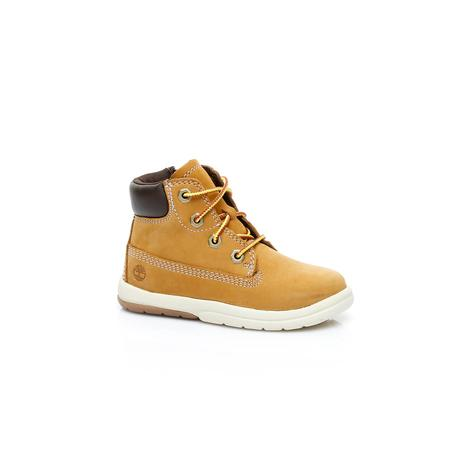 "Timberland New Toddle Tracks 6"" Çocuk Sarı Bot"