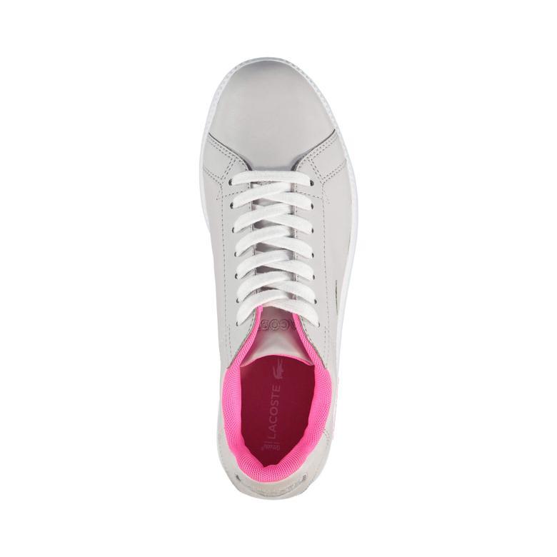 Lacoste Kadın Gri Spor Ayakkabı