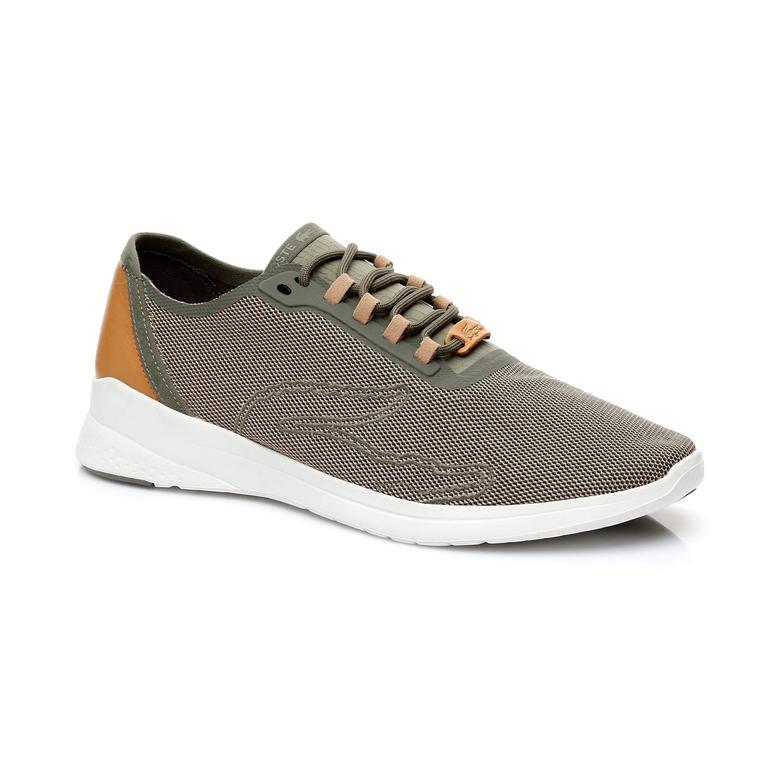 Lacoste Erkek Kahverengi Spor Ayakkabı