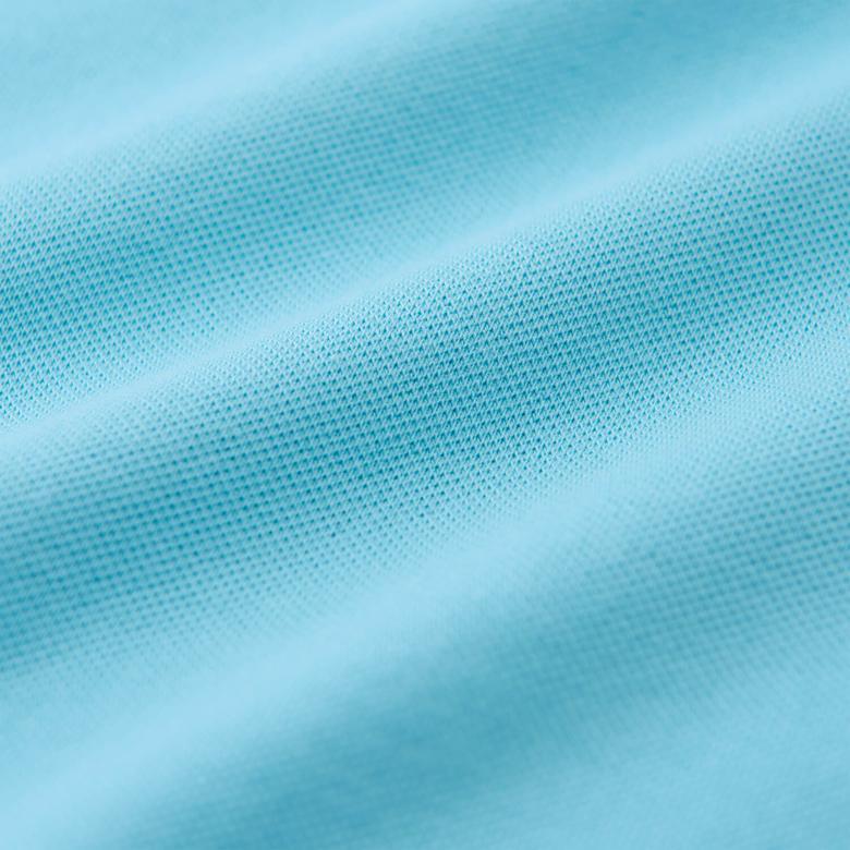 Gant Contrast Collar Piqué Rugger Erkek Mavi Regular Fit Polo