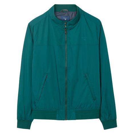 Gant The Lightweight Lumber Jacket Erkek Yeşil Mont