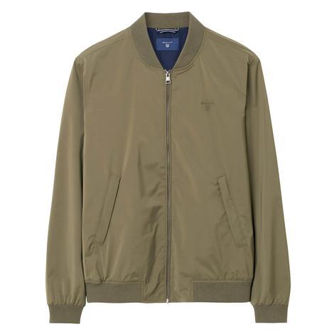 Gant The Pilot Jacket Erkek Yeşil Ceket