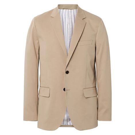 Gant The Cotton Twill Blazer Erkek Bej Ceket