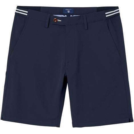 Gant Regular Tech Prep? Sport Shorts Erkek Lacivert Şort