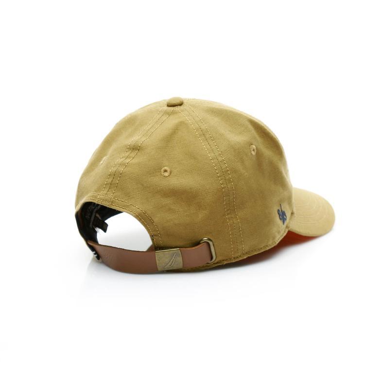 Nautica Erkek Haki Yeşil Şapka
